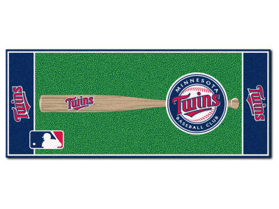 Minnesota Twins Fan Mats Baseball Runner Floor Mat