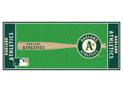 Oakland Athletics Fan Mats Baseball Runner Floor Mat
