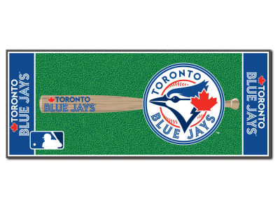 Toronto Blue Jays Fan Mats Baseball Runner Floor Mat