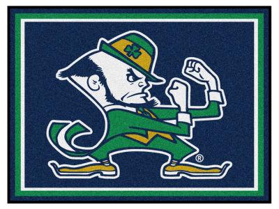 Notre Dame Fighting Irish Fan Mats 8x10 Area Rug