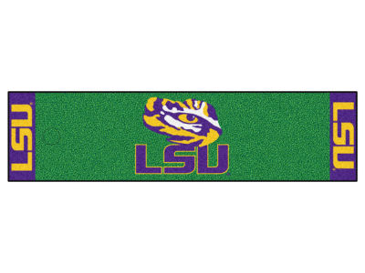LSU Tigers Putting Green Mat