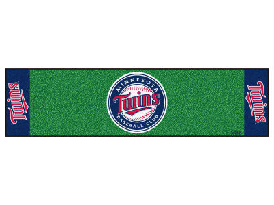 Minnesota Twins Putting Green Mat