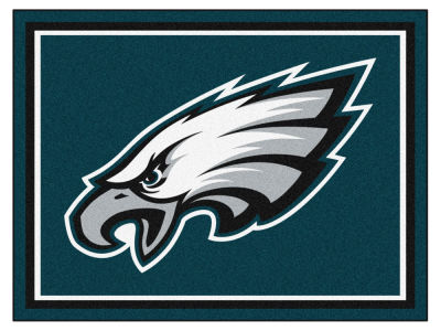 Philadelphia Eagles Fan Mats 8x10 Area Rug