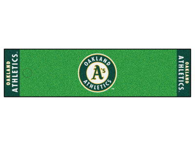 Oakland Athletics Putting Green Mat