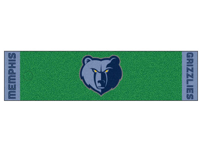 Memphis Grizzlies Putting Green Mat