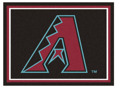 Arizona Diamondbacks Fan Mats 8x10 Area Rug
