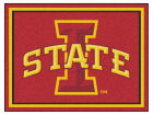 Iowa State Cyclones 8x10 Area Rug Kitchen & Bar