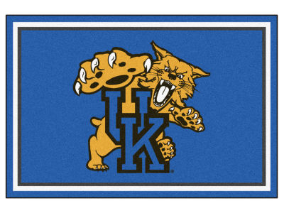 Kentucky Wildcats Fan Mats 5x8 Area Rug