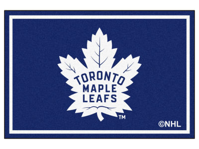 Toronto Maple Leafs Fan Mats 5x8 Area Rug
