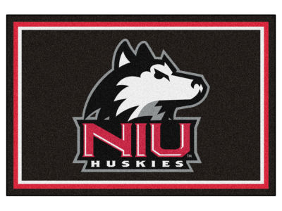 Northern Illinois Huskies Fan Mats 5x8 Area Rug