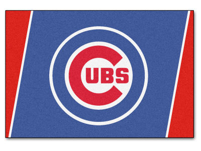 Chicago Cubs Fan Mats 5x8 Area Rug
