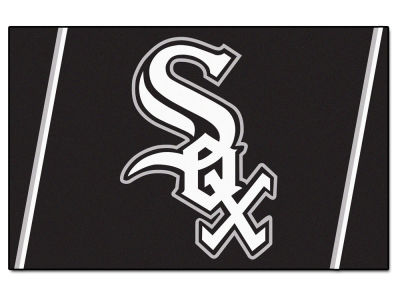 Chicago White Sox Fan Mats 5x8 Area Rug