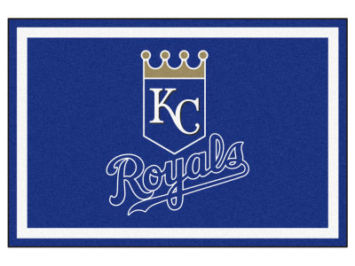 Kansas City Royals Fan Mats 5x8 Area Rug
