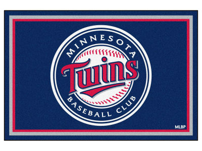 Minnesota Twins Fan Mats 5x8 Area Rug