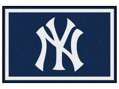 New York Yankees Fan Mats 5x8 Area Rug