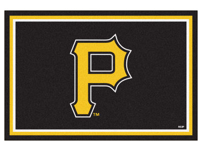 Pittsburgh Pirates Fan Mats 5x8 Area Rug