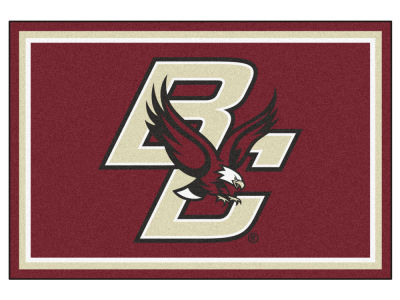 Boston College Eagles Fan Mats 5x8 Area Rug
