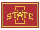 Iowa State Cyclones 5x8 Area Rug Kitchen & Bar