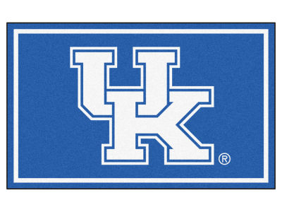 Kentucky Wildcats Fan Mats 4x6 Area Rug