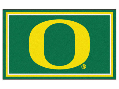 Oregon Ducks Fan Mats 4x6 Area Rug
