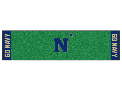 Navy Midshipmen Putting Green Mat