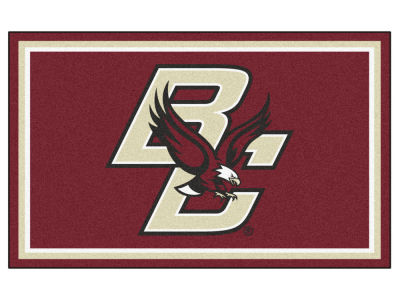 Boston College Eagles Fan Mats 4x6 Area Rug
