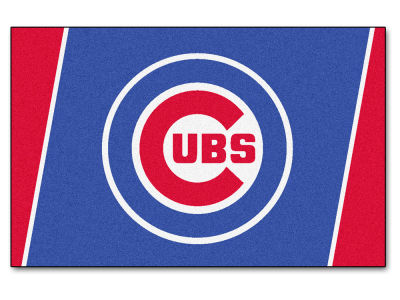Chicago Cubs Fan Mats 4x6 Area Rug