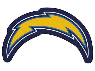 Los Angeles Chargers Fan Mats Mascot Mat