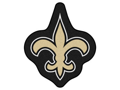 New Orleans Saints Fan Mats Mascot Mat