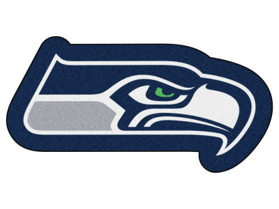 Seattle Seahawks Fan Mats Mascot Mat