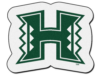 Hawaii Warriors Fan Mats Mascot Mat