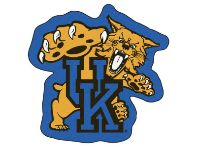 Kentucky Wildcats Fan Mats Mascot Mat