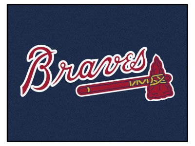 Atlanta Braves Fan Mats All Star Floor Mat