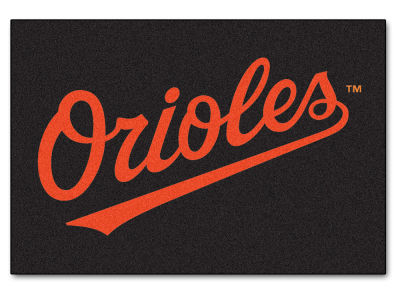 Baltimore Orioles Fan Mats All Star Floor Mat