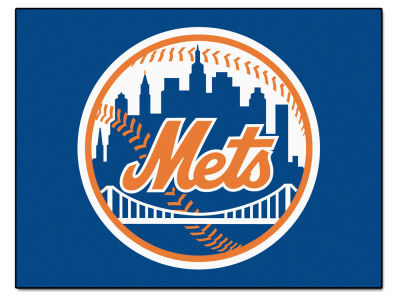 New York Mets Fan Mats All Star Floor Mat