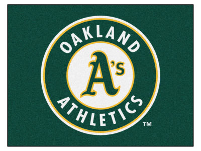 Oakland Athletics Fan Mats All Star Floor Mat