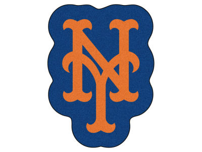 New York Mets Fan Mats Mascot Mat