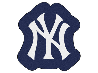 New York Yankees Fan Mats Mascot Mat