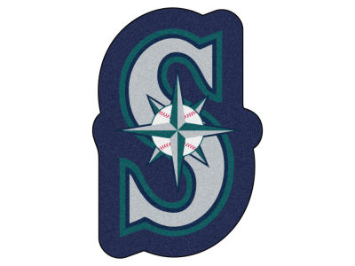 Seattle Mariners Fan Mats Mascot Mat