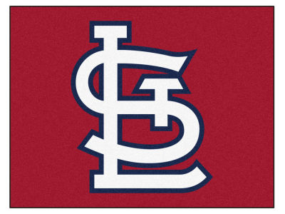 St. Louis Cardinals Fan Mats All Star Floor Mat