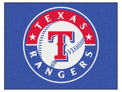 Texas Rangers Fan Mats All Star Floor Mat