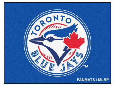 Toronto Blue Jays Fan Mats All Star Floor Mat