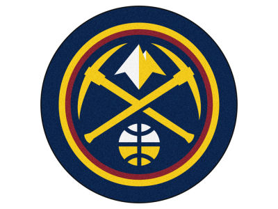 Denver Nuggets Fan Mats Mascot Mat
