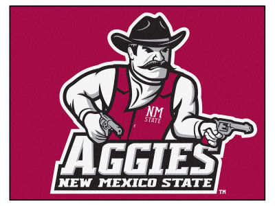 New Mexico State Aggies Fan Mats All Star Floor Mat
