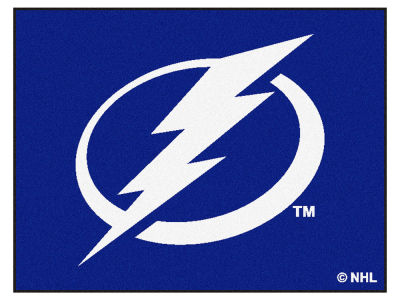 Tampa Bay Lightning Fan Mats All Star Floor Mat