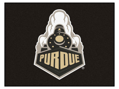 Purdue Boilermakers Fan Mats All Star Floor Mat