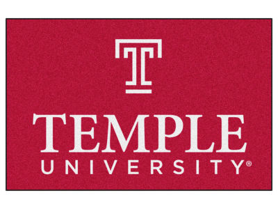 Temple Owls Fan Mats All Star Floor Mat