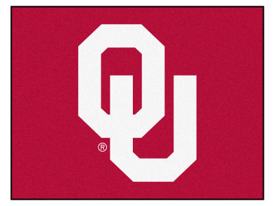 Oklahoma Sooners Fan Mats All Star Floor Mat