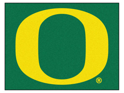 Oregon Ducks Fan Mats All Star Floor Mat
