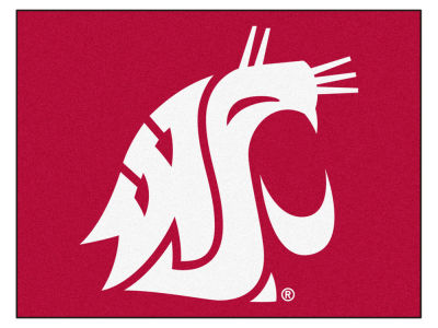Washington State Cougars Fan Mats All Star Floor Mat